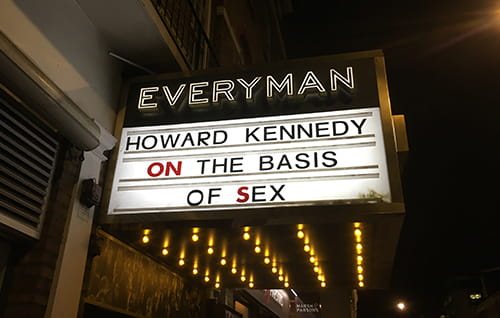 Everyman screening: On the basis of sex